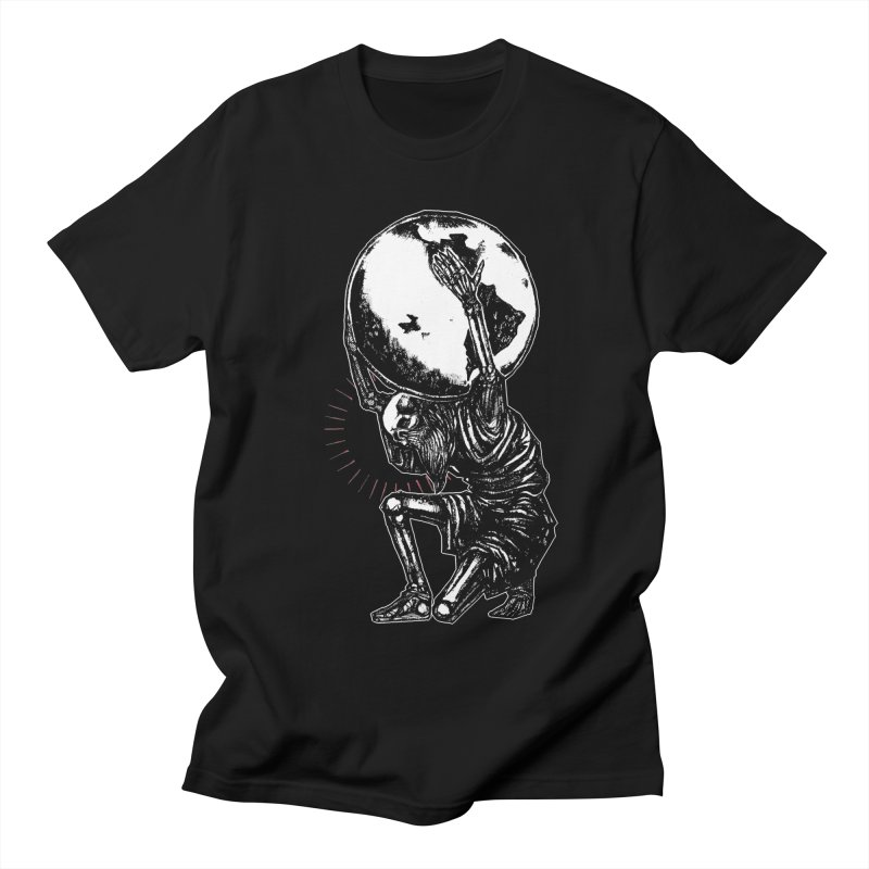 Holdin' It Together! Men's T-Shirt by Apparel by Micah Ulrich