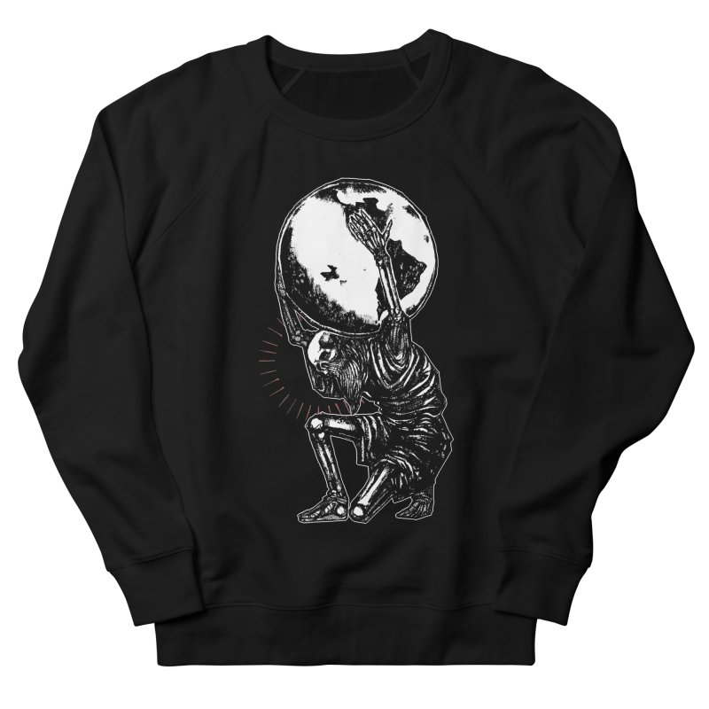 Holdin' It Together! Men's French Terry Sweatshirt by Apparel by Micah Ulrich