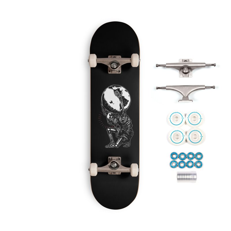 Holdin' It Together! Accessories Complete - Basic Skateboard by Apparel by Micah Ulrich