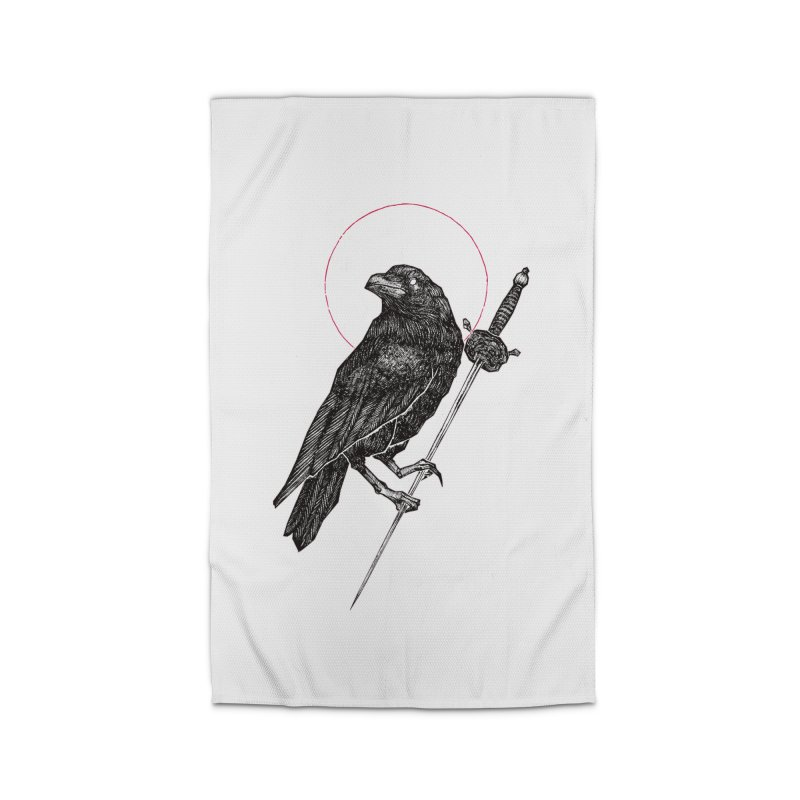 The Raven Home Rug by Apparel by Micah Ulrich