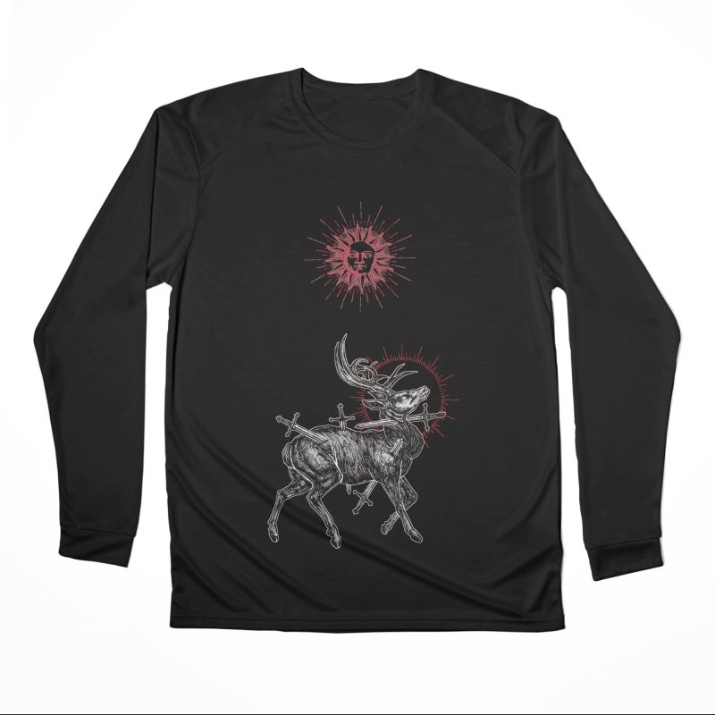 Sacrifice Men's Performance Longsleeve T-Shirt by Apparel by Micah Ulrich