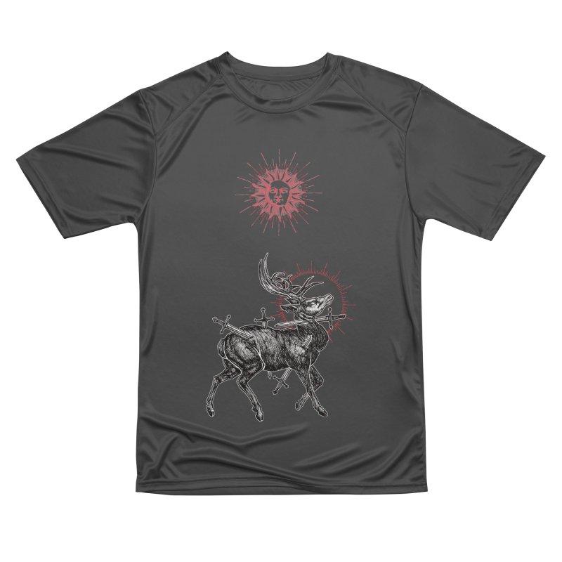 Sacrifice Men's Performance T-Shirt by Apparel by Micah Ulrich