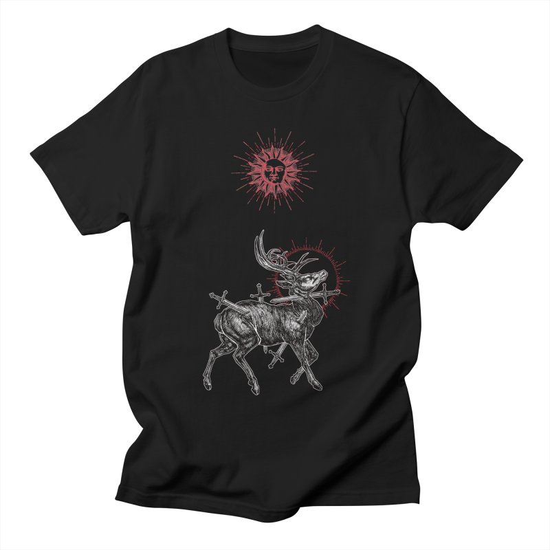 Sacrifice Women's Regular Unisex T-Shirt by Apparel by Micah Ulrich