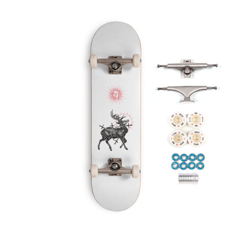 Sacrifice Accessories Complete - Premium Skateboard by Apparel by Micah Ulrich