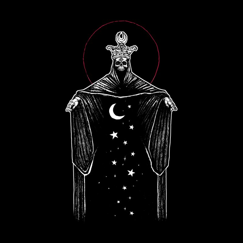 Ten of Pentacles (Black) Men's T-Shirt by Apparel by Micah Ulrich