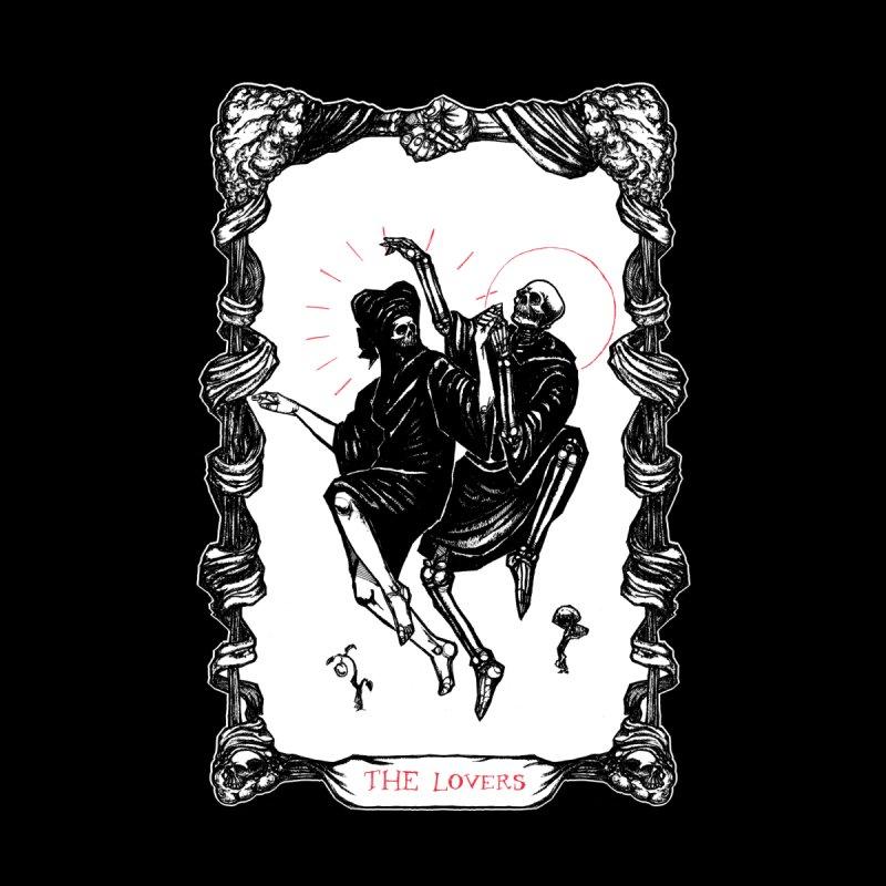 The Lovers Dance Men's T-Shirt by Micah Ulrich Artwork & Apparel