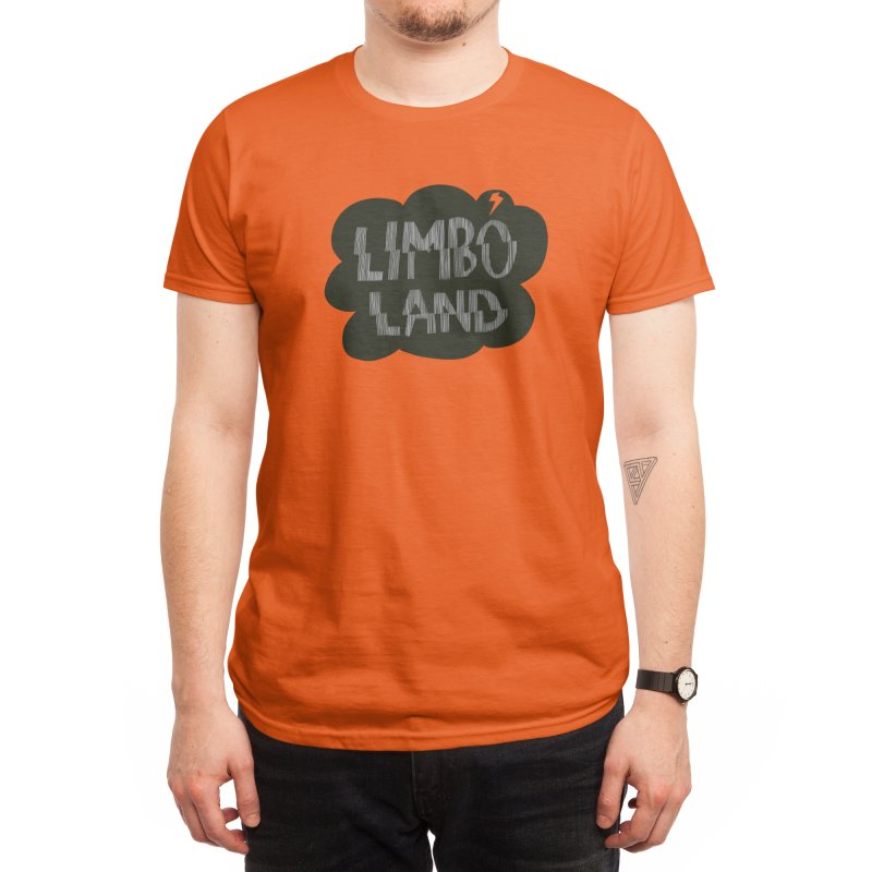 LIMBO LAND 2 Men's T-Shirt by Mica Still / Collection of Giggles