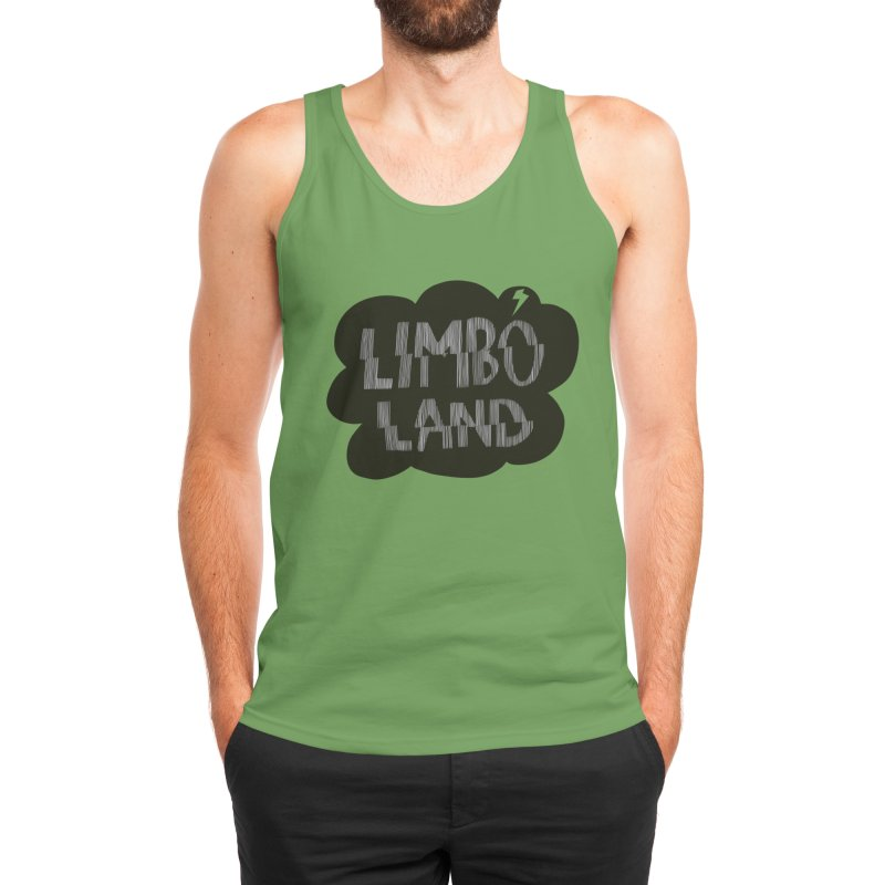 LIMBO LAND 2 Men's Tank by Mica Still / Collection of Giggles