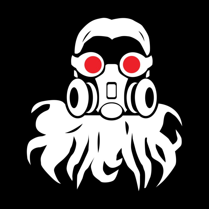 Michaelcthulhu Gas Mask T by michaelcthulhu's Artist Shop