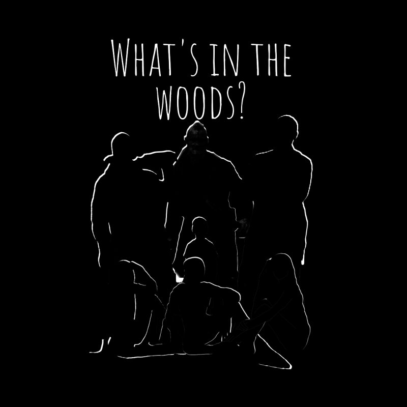 What's In The Woods? Characters by Michael Dominguez-Beddome's Shop