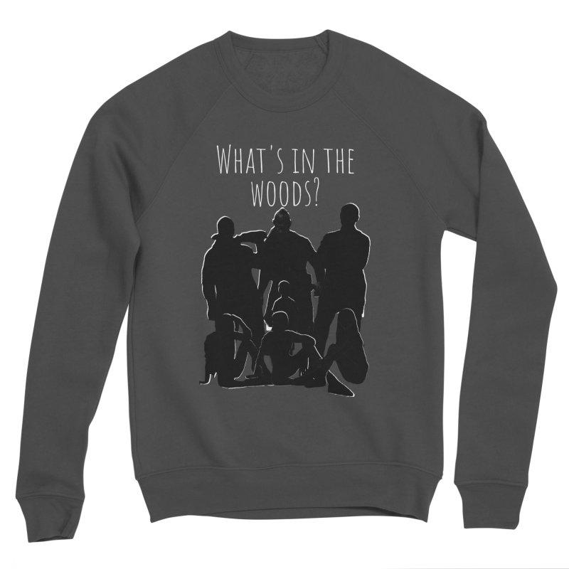 What's In The Woods? Characters Men's Sponge Fleece Sweatshirt by Michael Dominguez-Beddome's Shop