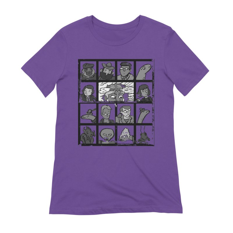 Class Photos (Black & White) Women's Extra Soft T-Shirt by Michael Dominguez-Beddome's Shop