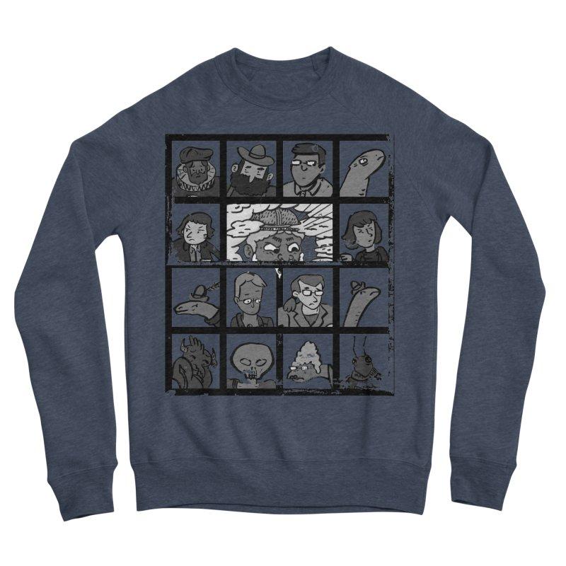 Class Photos (Black & White) Men's Sponge Fleece Sweatshirt by Michael Dominguez-Beddome's Shop