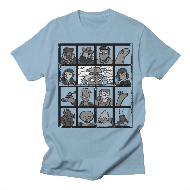 Class Photos (Black & White) Men's Regular T-Shirt by Michael Dominguez-Beddome's Shop