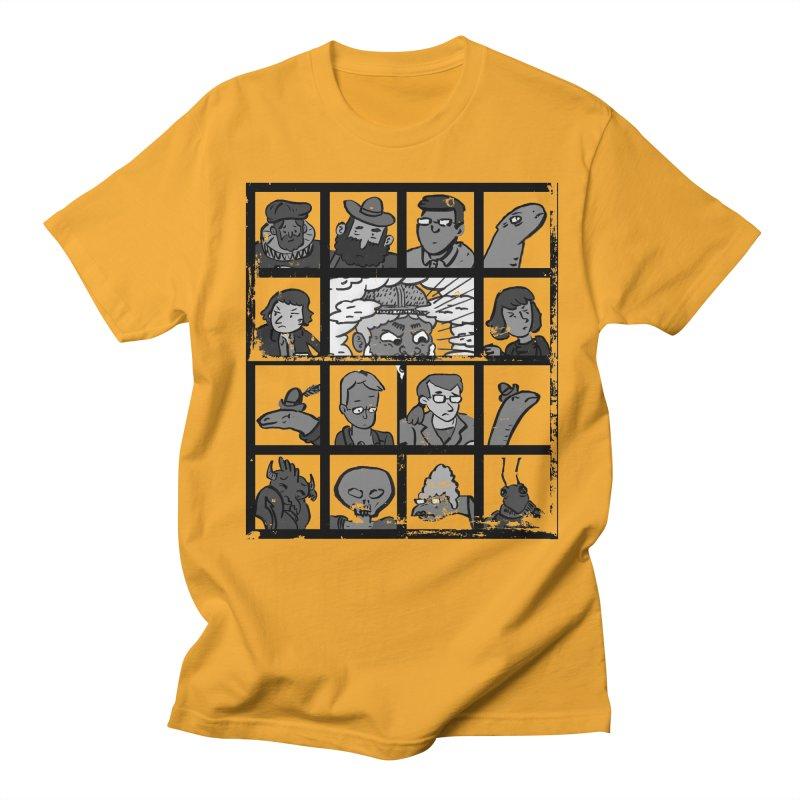 Class Photos (Black & White) Women's Regular Unisex T-Shirt by Michael Dominguez-Beddome's Shop