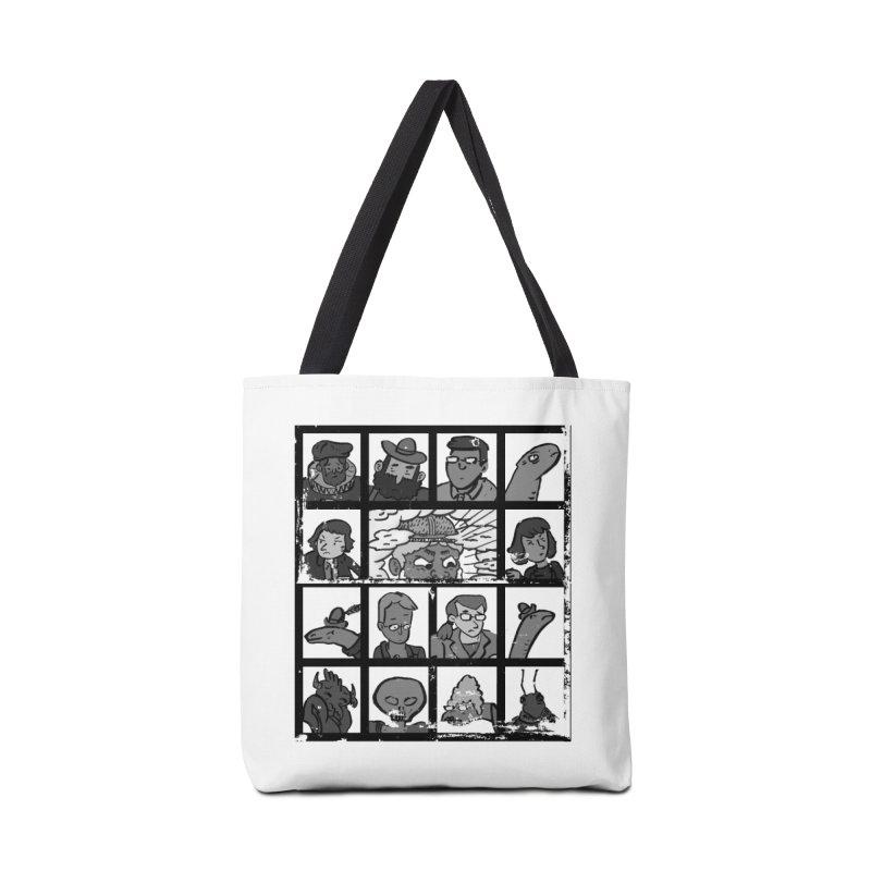 Class Photos (Black & White) Accessories Tote Bag Bag by Michael Dominguez-Beddome's Shop