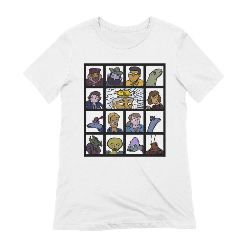 Class Photos (Color) Women's Extra Soft T-Shirt by Michael Dominguez-Beddome's Shop