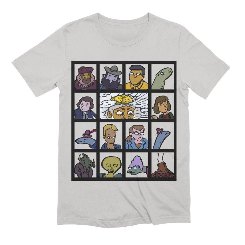 Class Photos (Color) Men's Extra Soft T-Shirt by Michael Dominguez-Beddome's Shop