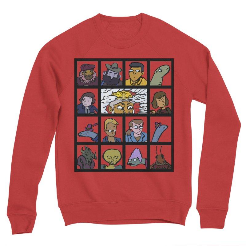 Class Photos (Color) Women's Sponge Fleece Sweatshirt by Michael Dominguez-Beddome's Shop