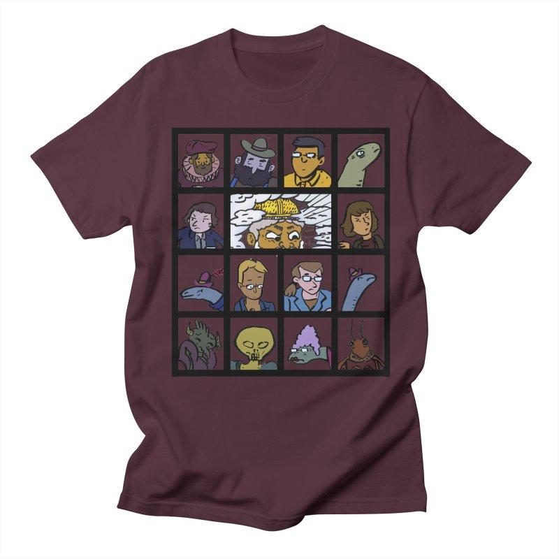 Class Photos (Color) Women's Regular Unisex T-Shirt by Michael Dominguez-Beddome's Shop