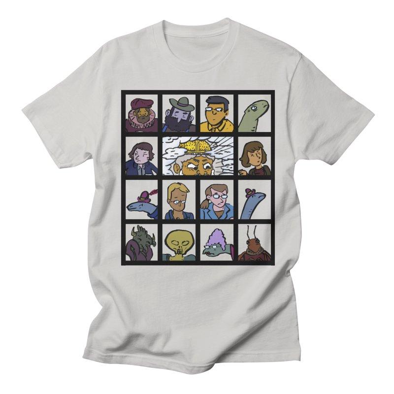 Class Photos (Color) Men's Regular T-Shirt by Michael Dominguez-Beddome's Shop