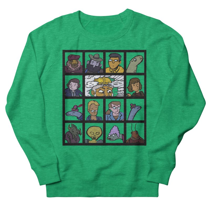 Class Photos (Color) Women's French Terry Sweatshirt by Michael Dominguez-Beddome's Shop