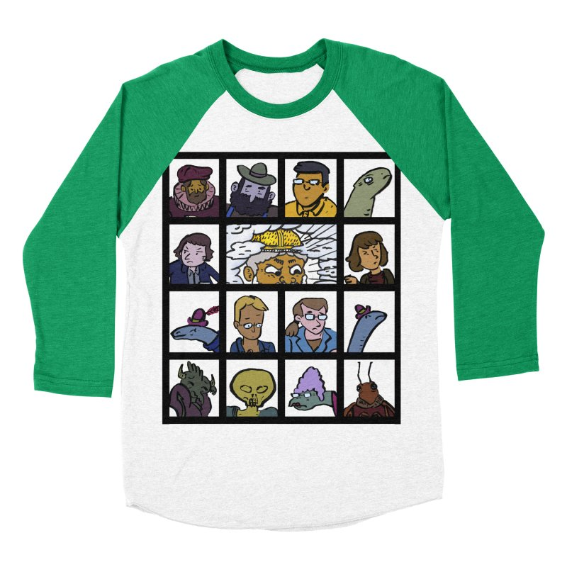 Class Photos (Color) Women's Baseball Triblend Longsleeve T-Shirt by Michael Dominguez-Beddome's Shop