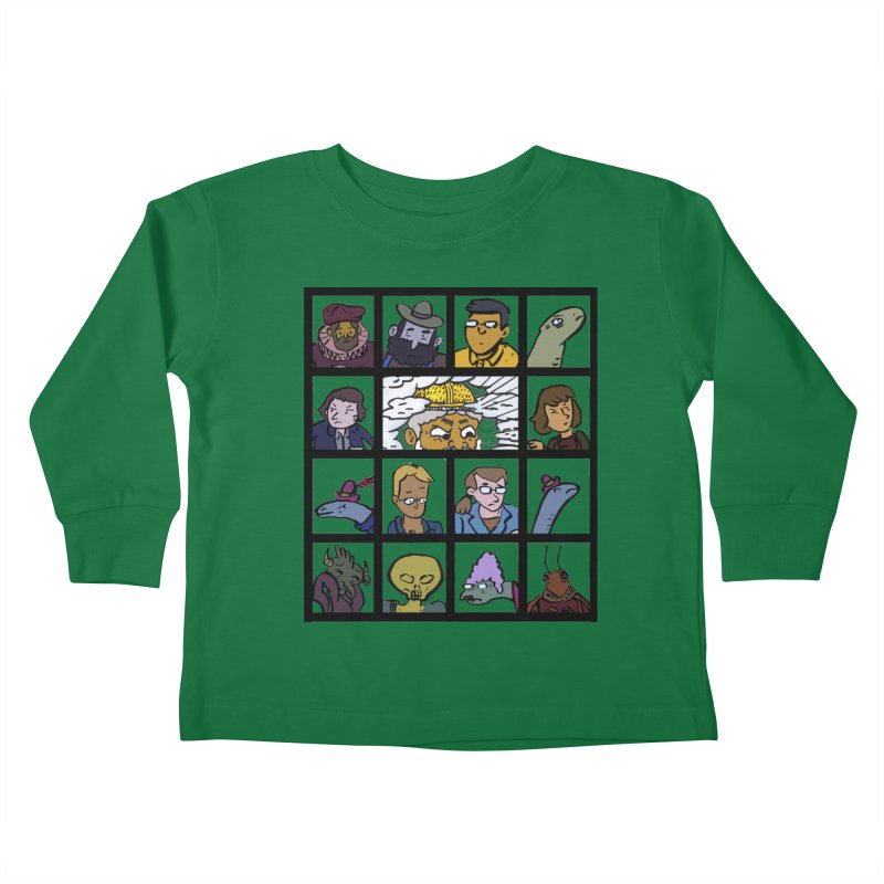 Class Photos (Color) Kids Toddler Longsleeve T-Shirt by Michael Dominguez-Beddome's Shop