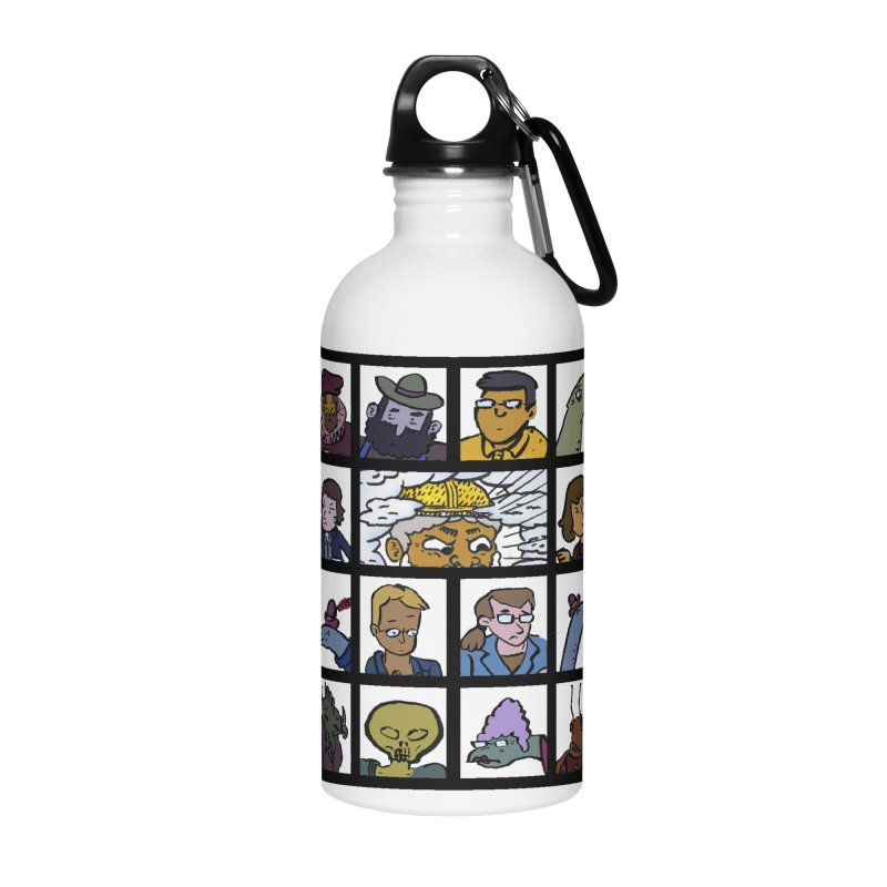 Class Photos (Color) Accessories Water Bottle by Michael Dominguez-Beddome's Shop