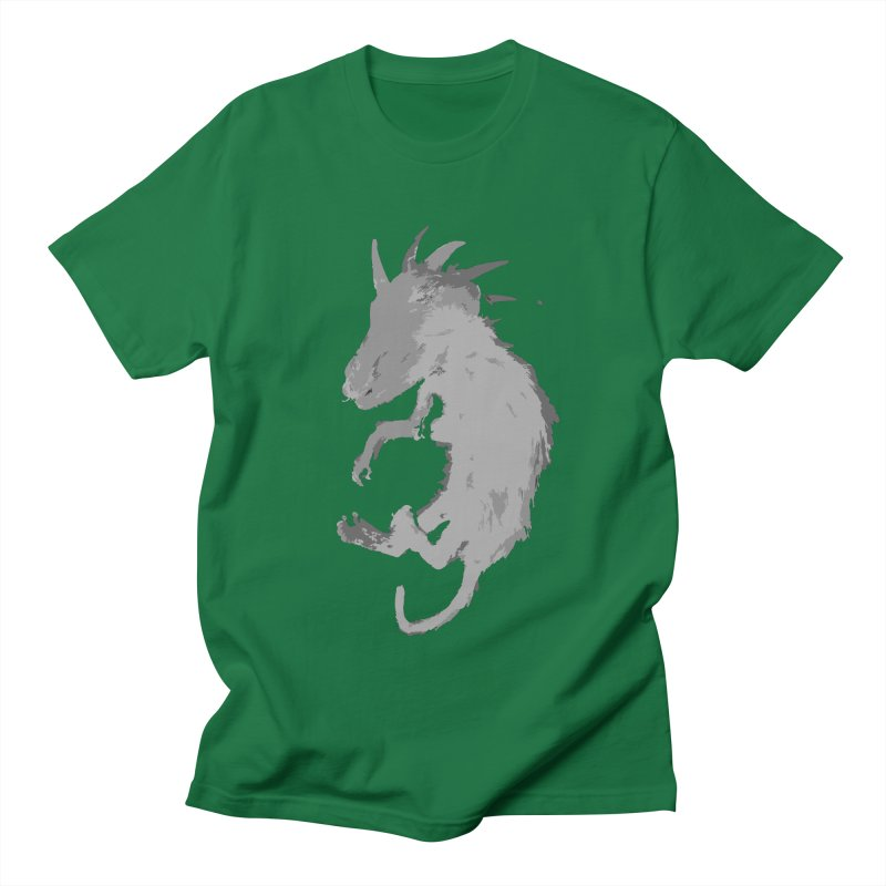 La Blancocabra Men's Regular T-Shirt by Michael Dominguez-Beddome's Shop