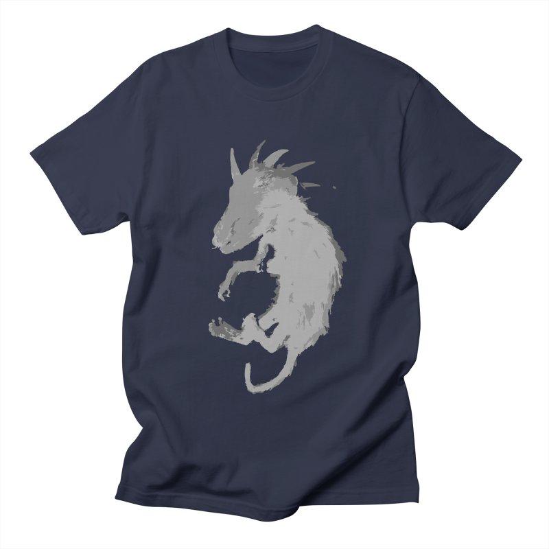 La Blancocabra Women's Regular Unisex T-Shirt by Michael Dominguez-Beddome's Shop