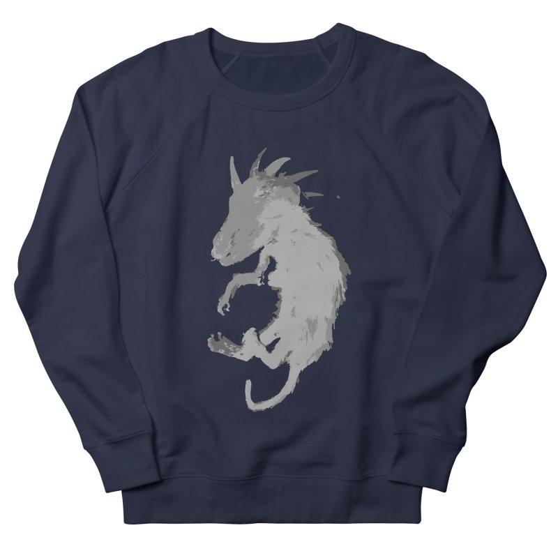 La Blancocabra Men's French Terry Sweatshirt by Michael Dominguez-Beddome's Shop