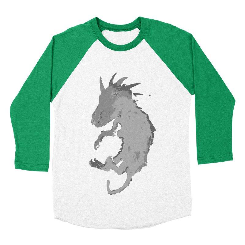 La Blancocabra Women's Baseball Triblend Longsleeve T-Shirt by Michael Dominguez-Beddome's Shop