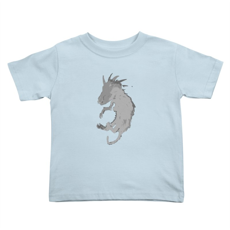 La Blancocabra Kids Toddler T-Shirt by Michael Dominguez-Beddome's Shop