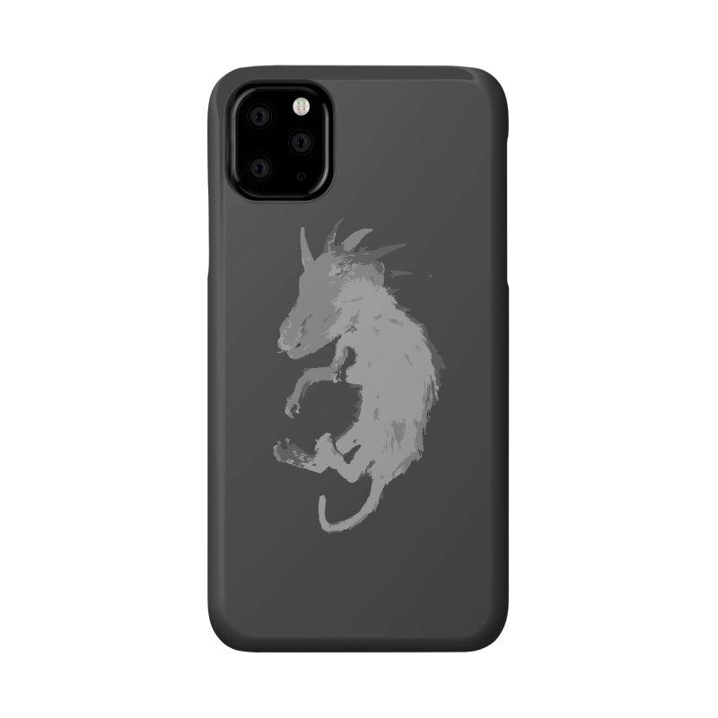 La Blancocabra Accessories Phone Case by Michael Dominguez-Beddome's Shop