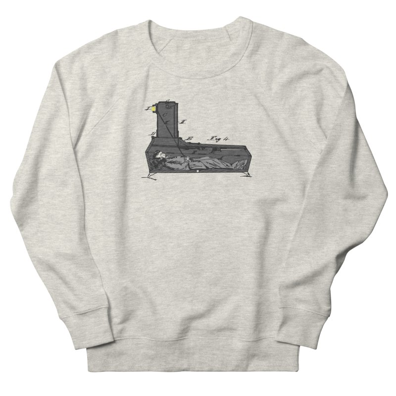 Ring My Bell Women's French Terry Sweatshirt by Michael Dominguez-Beddome's Shop