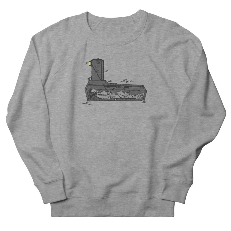 Ring My Bell Men's French Terry Sweatshirt by Michael Dominguez-Beddome's Shop