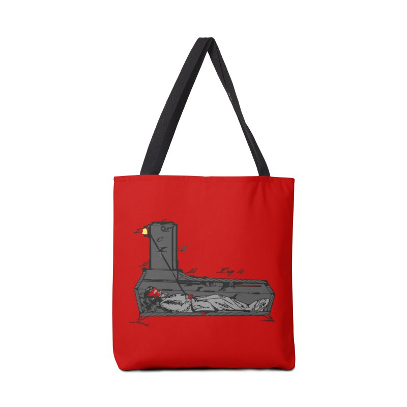 Ring My Bell Accessories Tote Bag Bag by Michael Dominguez-Beddome's Shop