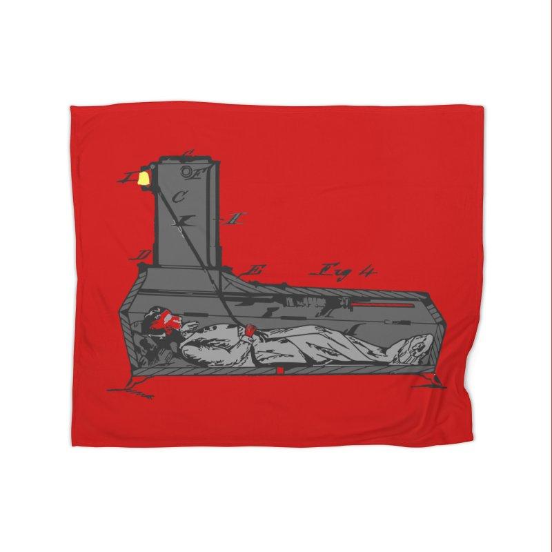 Ring My Bell Home Fleece Blanket Blanket by Michael Dominguez-Beddome's Shop
