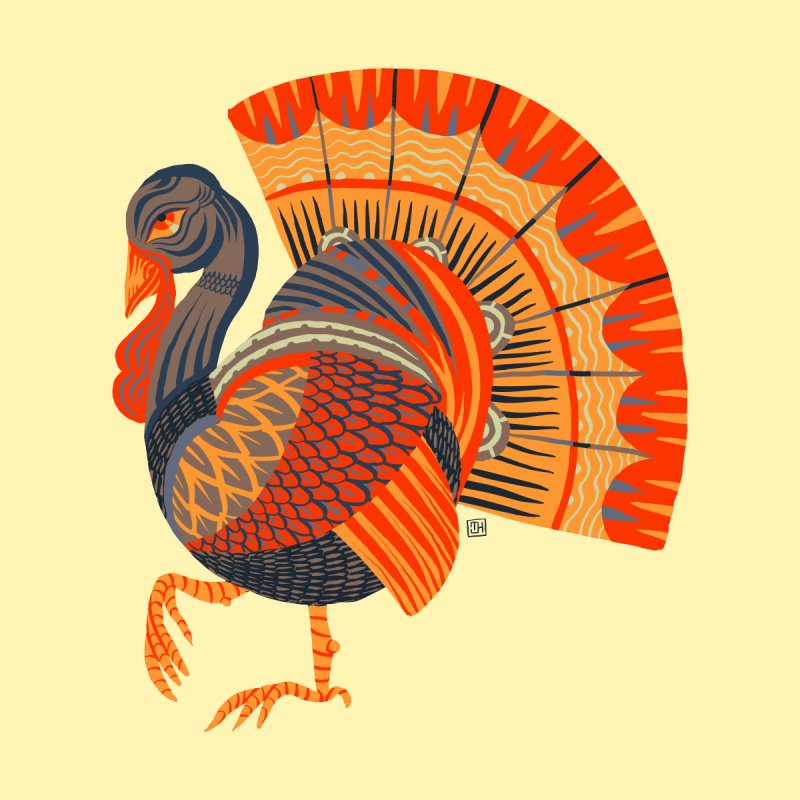 Turkey Men's T-Shirt by michaeljhildebrand's Artist Shop