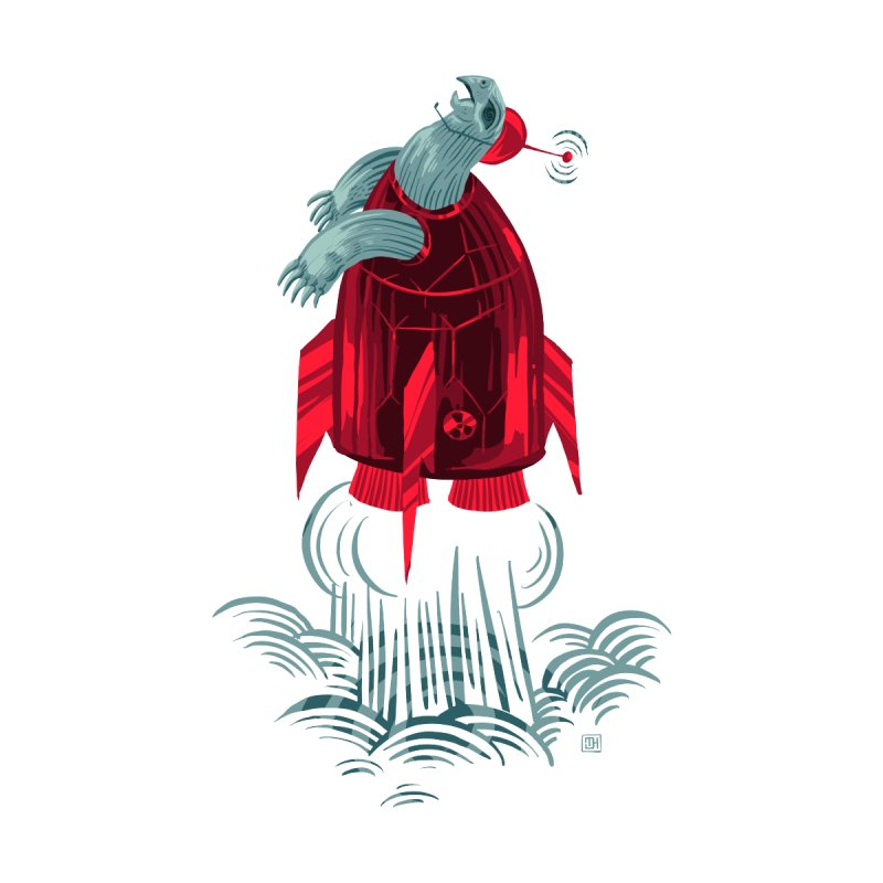 Slow, Crazy Death (5 word v3) Men's T-Shirt by Michael J Hildebrand's Artist Shop