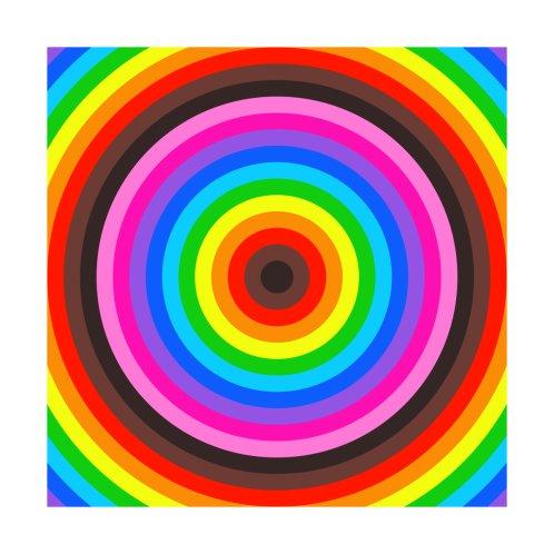 Design for PRIDE 2020 (rainbow)