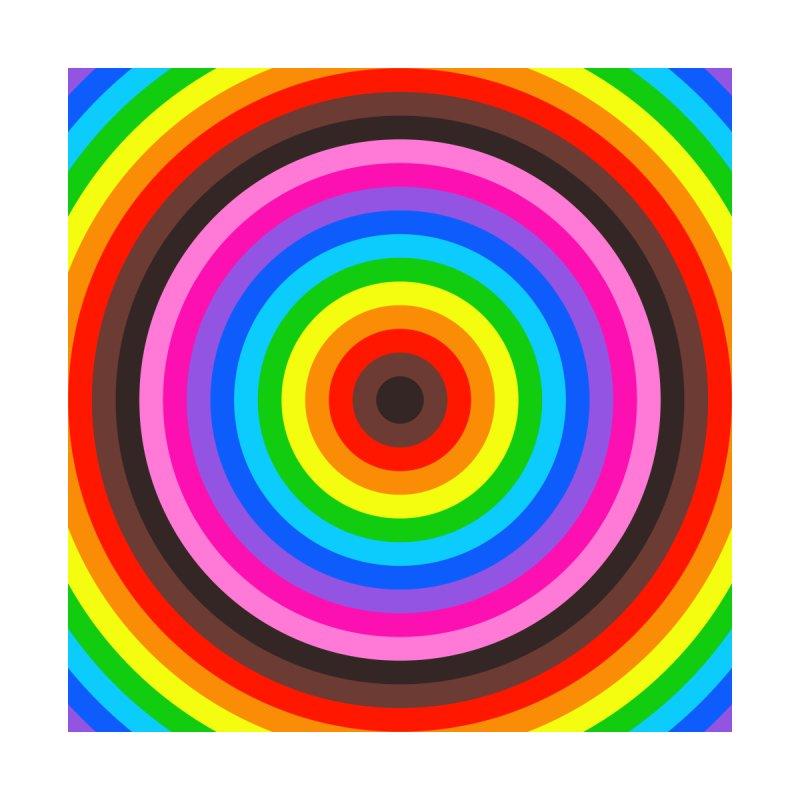 PRIDE 2020 (rainbow) Home Fine Art Print by Michael J Hildebrand's Artist Shop