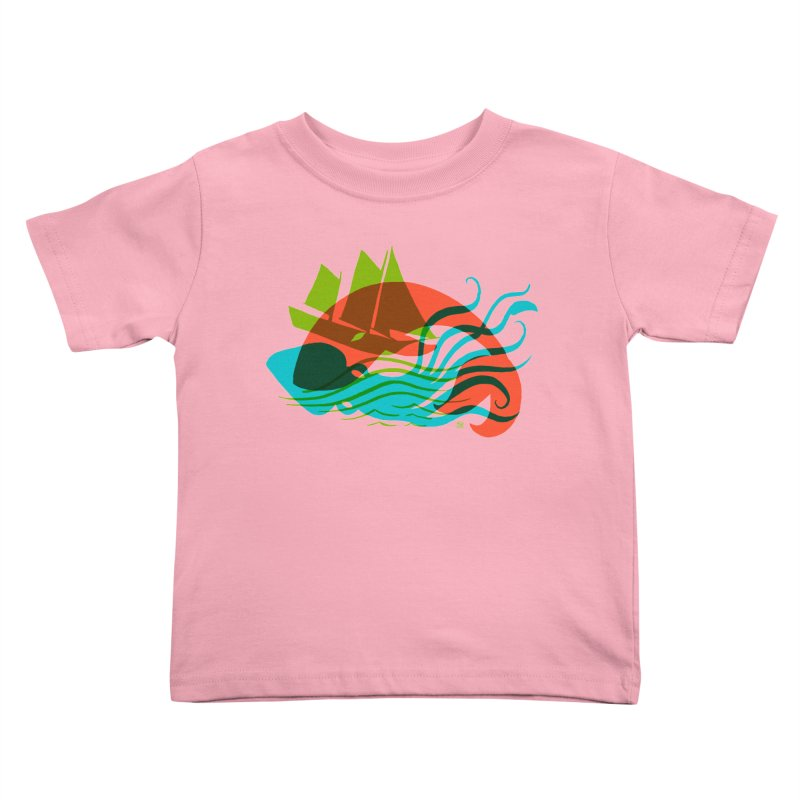 Wrecked Dance Kids Toddler T-Shirt by michaeljhildebrand's Artist Shop