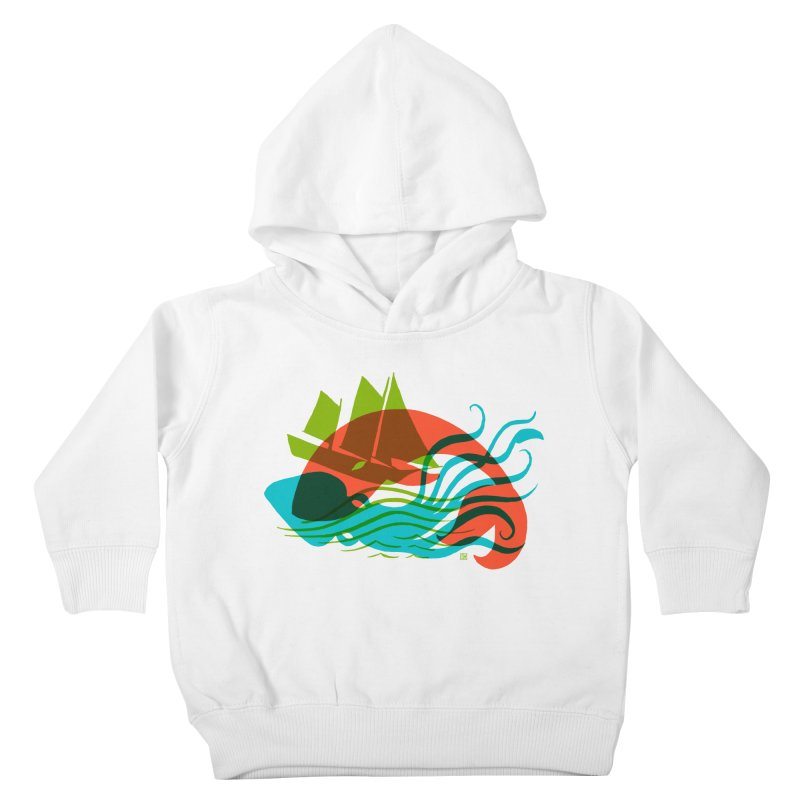 Wrecked Dance Kids Toddler Pullover Hoody by michaeljhildebrand's Artist Shop