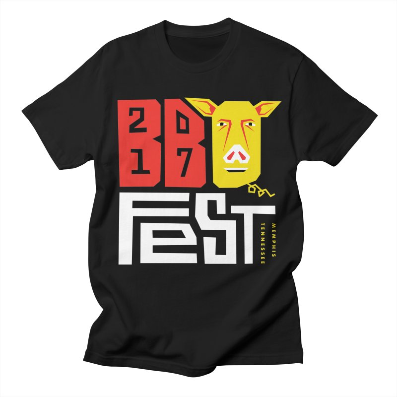BBQFEST2017 Women's Unisex T-Shirt by michaeljhildebrand's Artist Shop