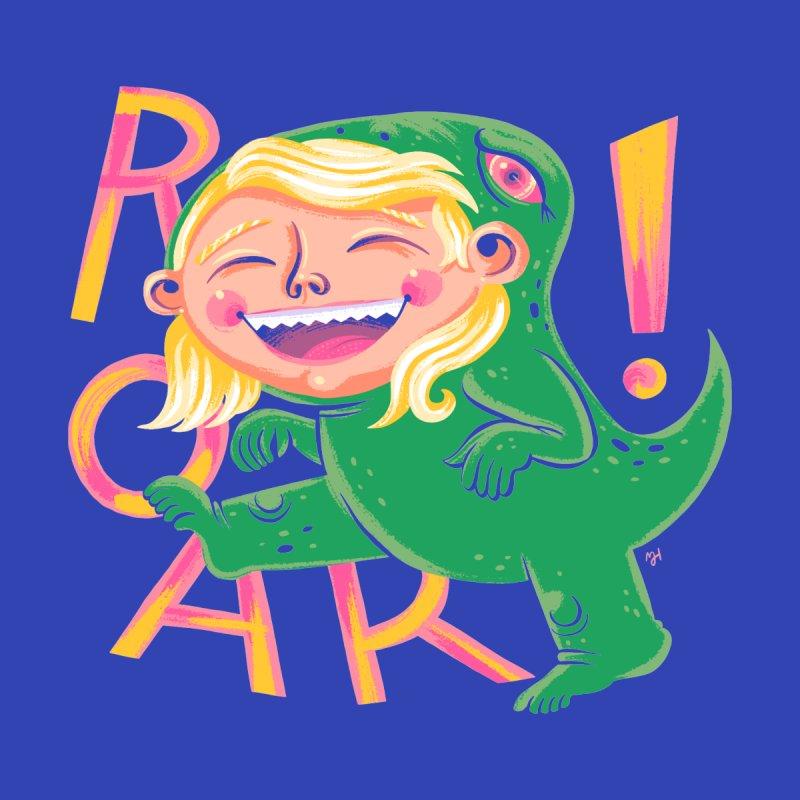Roar for Four! Women's Tank by Michael J Hildebrand's Artist Shop