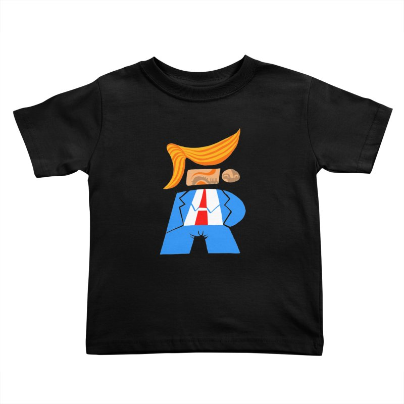 LIAR Kids Toddler T-Shirt by michaeljhildebrand's Artist Shop