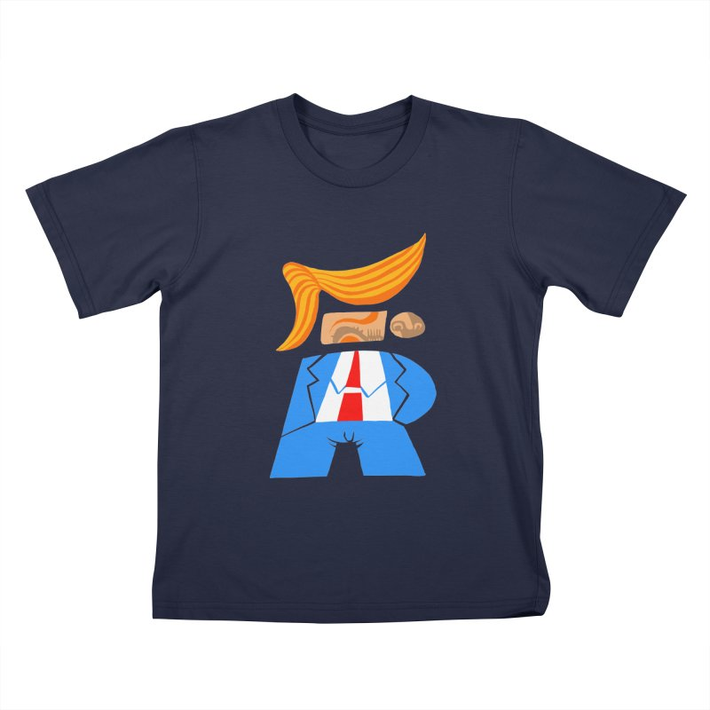 LIAR Kids T-Shirt by Michael J Hildebrand's Artist Shop