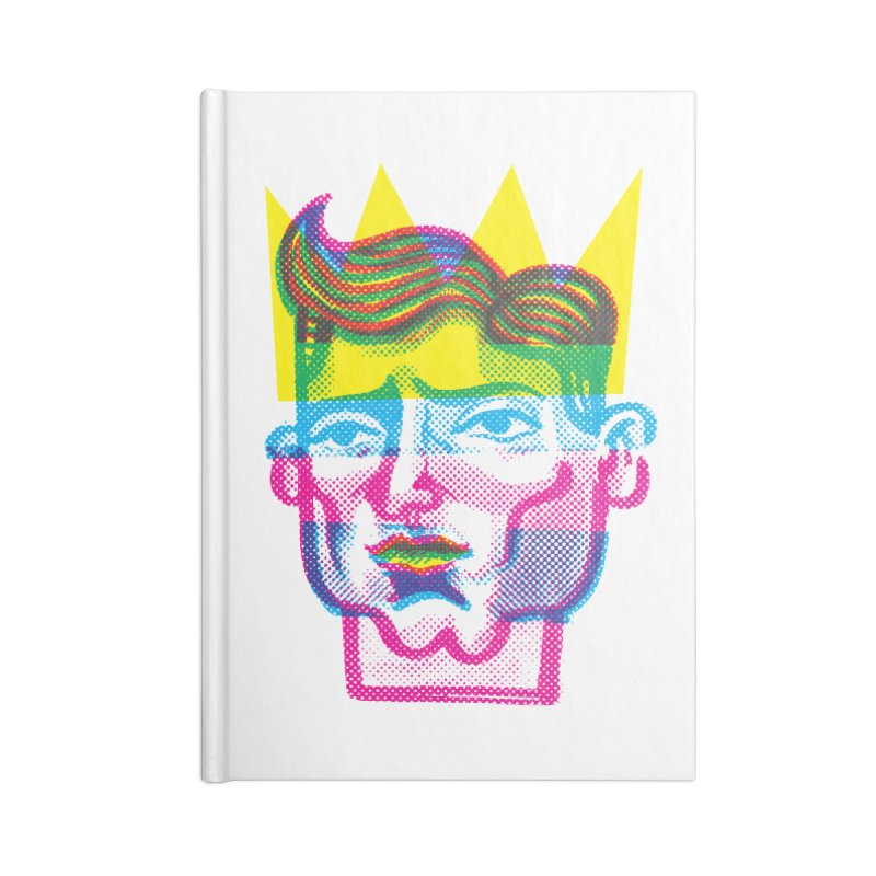 Don't You Know Your Queen  Accessories Notebook by michaeljhildebrand's Artist Shop